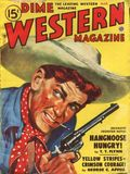 Dime Western Magazine (1932-1954 Popular Publications) Pulp Vol. 54 #3