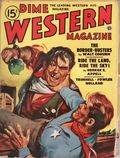 Dime Western Magazine (1932-1954 Popular Publications) Pulp Vol. 55 #4