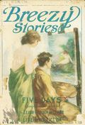 Breezy Stories and Young's Magazine (1915-1949 C.H. Young) Pulp Vol. 3 #4