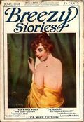 Breezy Stories and Young's Magazine (1915-1949 C.H. Young) Pulp Vol. 6 #4