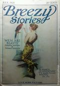 Breezy Stories and Young's Magazine (1915-1949 C.H. Young) Pulp Vol. 10 #3