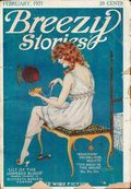 Breezy Stories and Young's Magazine (1915-1949 C.H. Young) Pulp Vol. 11 #4