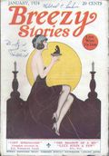 Breezy Stories and Young's Magazine (1915-1949 C.H. Young) Pulp Vol. 17 #3