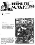Behind the Mask (1989-2005 Fading Shadows, Inc.) 7