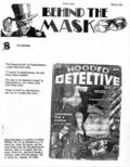Behind the Mask (1989-2005 Fading Shadows, Inc.) 8