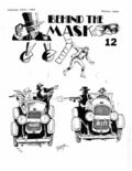 Behind the Mask (1989-2005 Fading Shadows, Inc.) 12