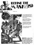 Behind the Mask (1989-2005 Fading Shadows, Inc.) 15