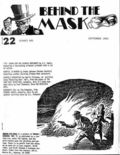 Behind the Mask (1989-2005 Fading Shadows, Inc.) 22