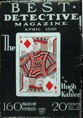 Best Detective Magazine (1929-1937 Street & Smith) Pulp Vol. 1 #6