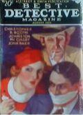 Best Detective Magazine (1929-1937 Street & Smith) Pulp Vol. 8 #4