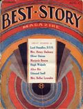 Best Story (1926-1929 Hutchinson) Best-Story Pulp 25