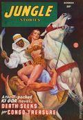 Jungle Stories (1938-1954 Fiction House) Pulp 2nd Series Vol. 3 #7