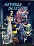 Keyhole Detective Casebook (1948 Brown Watson) Pulp 1
