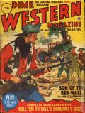 Dime Western Magazine (1932-1954 Popular Publications) Pulp Vol. 58 #4