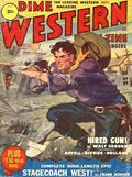Dime Western Magazine (1932-1954 Popular Publications) Pulp Vol. 59 #1
