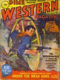 Dime Western Magazine (1932-1954 Popular Publications) Pulp Vol. 59 #2