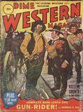 Dime Western Magazine (1932-1954 Popular Publications) Pulp Vol. 59 #3