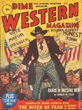 Dime Western Magazine (1932-1954 Popular Publications) Pulp Vol. 60 #2
