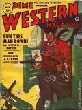 Dime Western Magazine (1932-1954 Popular Publications) Pulp Vol. 64 #4