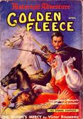 Golden Fleece (1938-1939 Sun Publications) Pulp Apr 1939