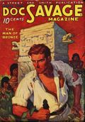 Doc Savage (1933-1949 Street & Smith) Pulp Mar 1933