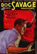 Doc Savage (1933-1949 Street & Smith) Pulp Aug 1933