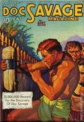 Doc Savage (1933-1949 Street & Smith) Pulp Vol. 2 #1