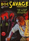 Doc Savage (1933-1949 Street & Smith) Pulp Nov 1933