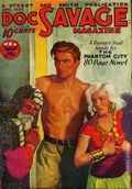 Doc Savage (1933-1949 Street & Smith) Pulp Dec 1933