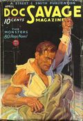 Doc Savage (1933-1949 Street & Smith) Pulp Apr 1934