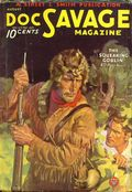 Doc Savage (1933-1949 Street & Smith) Pulp Aug 1934