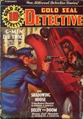Gold Seal Detective (1935-1936 Magazine Publishers) Pulp Vol. 1 #3