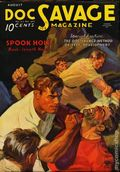 Doc Savage (1933-1949 Street & Smith) Pulp Aug 1935