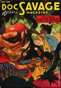 Doc Savage (1933-1949 Street & Smith) Pulp Jul 1937