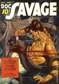 Doc Savage (1933-1949 Street & Smith) Pulp Sep 1937