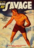 Doc Savage (1933-1949 Street & Smith) Pulp Nov 1937