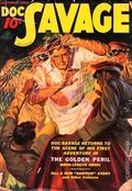 Doc Savage (1933-1949 Street & Smith) Pulp Dec 1937