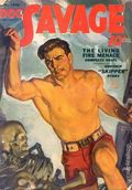 Doc Savage (1933-1949 Street & Smith) Pulp Jan 1938