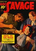 Doc Savage (1933-1949 Street & Smith) Pulp Mar 1938