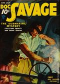 Doc Savage (1933-1949 Street & Smith) Pulp Jun 1938