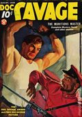 Doc Savage (1933-1949 Street & Smith) Pulp Aug 1938