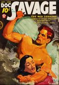 Doc Savage (1933-1949 Street & Smith) Pulp Sep 1938
