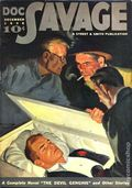 Doc Savage (1933-1949 Street & Smith) Pulp Dec 1938