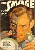 Doc Savage (1933-1949 Street & Smith) Pulp Jan 1939