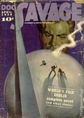 Doc Savage (1933-1949 Street & Smith) Pulp Apr 1939