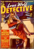 Lone Wolf Detective Magazine (1940-1941 Ace Magazines) Pulp Vol. 3 #1