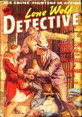 Lone Wolf Detective Magazine (1940-1941 Ace Magazines) Pulp Vol. 4 #3