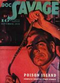 Doc Savage (1933-1949 Street & Smith) Pulp Sep 1939
