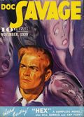Doc Savage (1933-1949 Street & Smith) Pulp Nov 1939