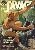 Doc Savage (1933-1949 Street & Smith) Pulp Dec 1939